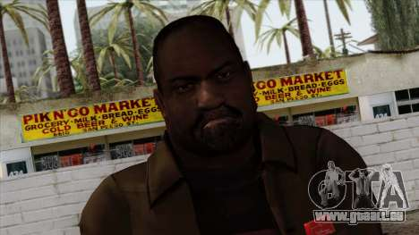 GTA 4 Skin 70 für GTA San Andreas dritten Screenshot