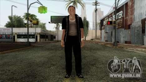 GTA 4 Skin 76 pour GTA San Andreas