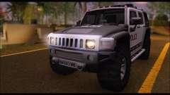 Hummer H3 Police