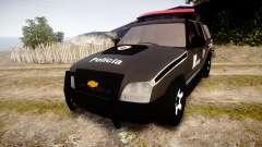 Chevrolet Blazer 2010 Rota Comando [ELS]