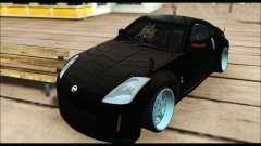 Nissan 350Z Rock