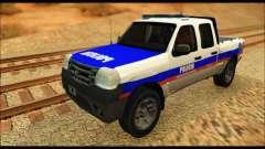 Ford Ranger 2011 Policia Bonaerense