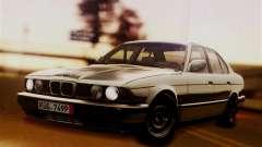 BMW 525 E34 Rims für GTA San Andreas