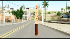 Knife with Blood pour GTA San Andreas
