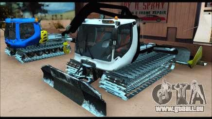 PistenBully 600S für GTA San Andreas