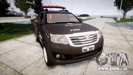 Toyota Hilux SW4 2015 ROTA [ELS] für GTA 4