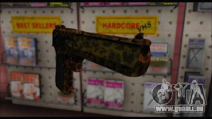 Leopardo Deagle pour GTA San Andreas