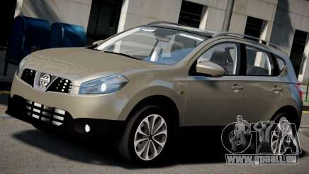 Nissan Qashqai 2011 pour GTA 4