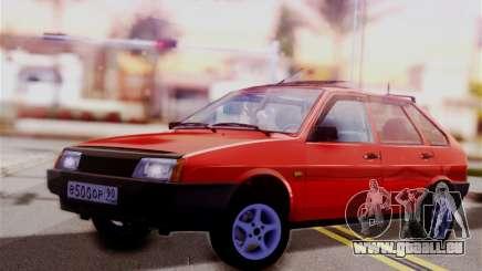 Lada 2109 pour GTA San Andreas