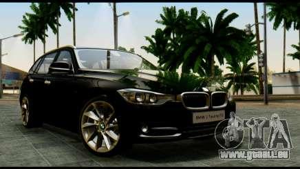BMW 3 Touring F31 2013 1.0 pour GTA San Andreas