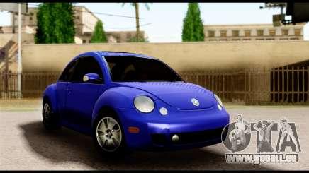 Volkswagen New Beetle pour GTA San Andreas