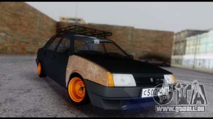 Lada 21099 Rat Look pour GTA San Andreas