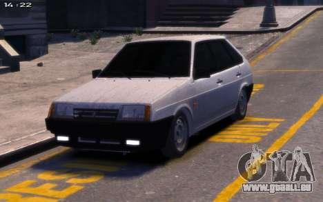 Lada 2109 pour GTA 4