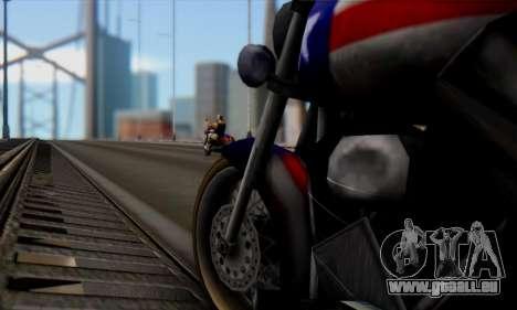 Freeway from GTA Vice City für GTA San Andreas rechten Ansicht