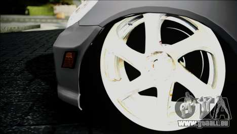 Honda Civic 2005 VTEC für GTA San Andreas zurück linke Ansicht