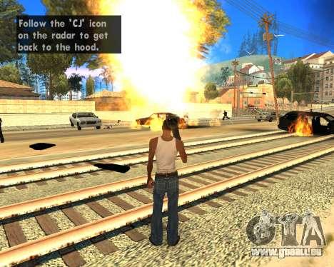 Effect Mod 2014 By Sombo pour GTA San Andreas troisième écran