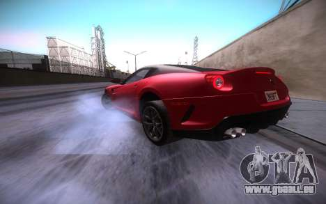 ENB infinity Beta Edition für GTA San Andreas achten Screenshot