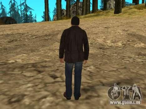 Michael von GTA 5 mit einem neuen Anzug für GTA San Andreas dritten Screenshot