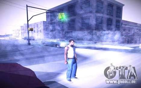 Sunny 2 ENBSeries pour GTA San Andreas cinquième écran