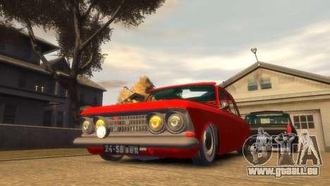 Moskvitch 412 pour GTA 4