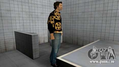 Pentagram Shirt für GTA Vice City Screenshot her