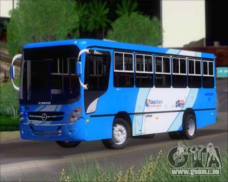 Caio Foz Super I 2006 Transurbane Guarulhoz 541 pour GTA San Andreas
