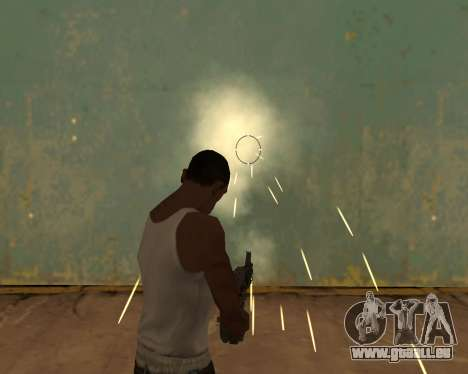 Effect Mod 2014 By Sombo pour GTA San Andreas cinquième écran