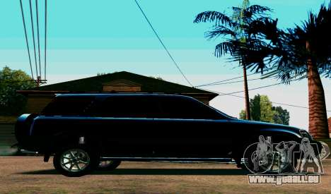 Honda CR-V pour GTA San Andreas vue arrière