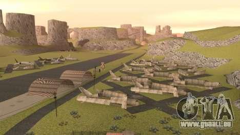 Begrünung der Wüste für GTA San Andreas