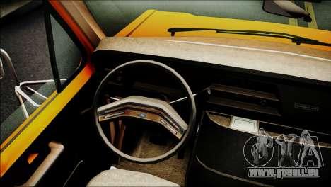 Ford E-150 Bus für GTA San Andreas rechten Ansicht