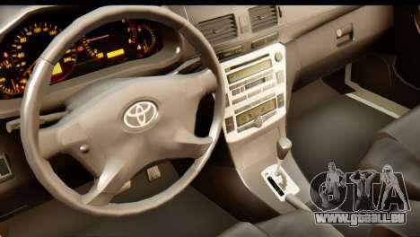 Toyota Hilux Meraclo Utility 2010 für GTA San Andreas Rückansicht