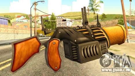 Grenade Launcher from Redneck Kentucky für GTA San Andreas zweiten Screenshot