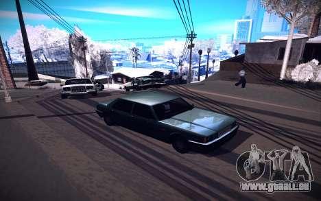 Sunny 2 ENBSeries pour GTA San Andreas