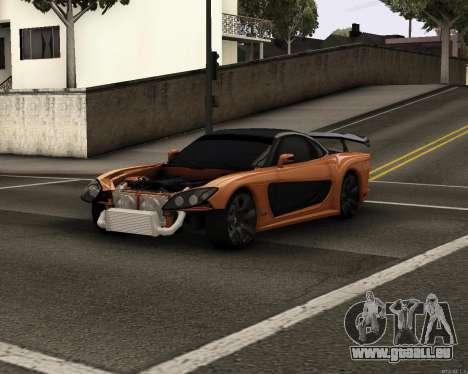 Mazda RX-7 VeilSide Drift für GTA San Andreas