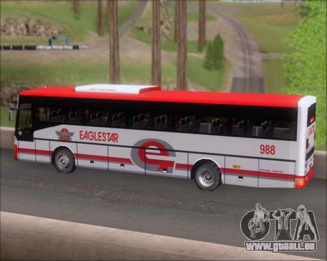 Nissan Diesel UD Santarosa EAGLESTAR 998 für GTA San Andreas