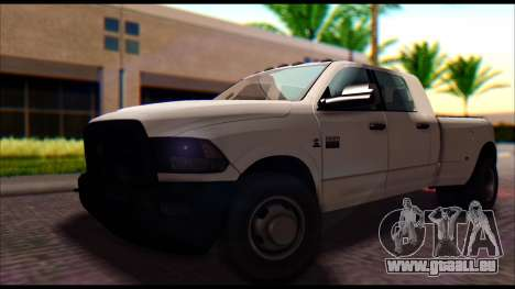Dodge Ram 3500 Heavy Duty pour GTA San Andreas