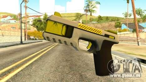 Stun Gun from GTA 5 pour GTA San Andreas
