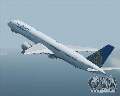 Boeing 757-200 Continental Airlines pour GTA San Andreas
