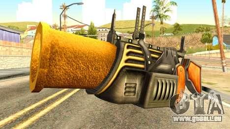 Grenade Launcher from Redneck Kentucky pour GTA San Andreas