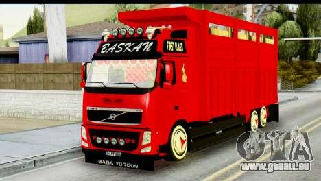 Volvo FH16 Hal Kamyonu für GTA San Andreas