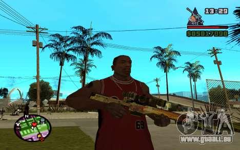 AWP Dragon Lore CS:GO für GTA San Andreas