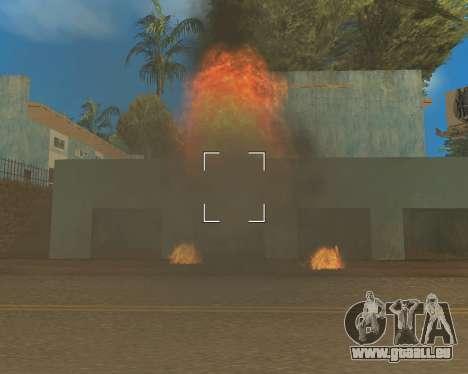 Effect Mod 2014 By Sombo pour GTA San Andreas sixième écran