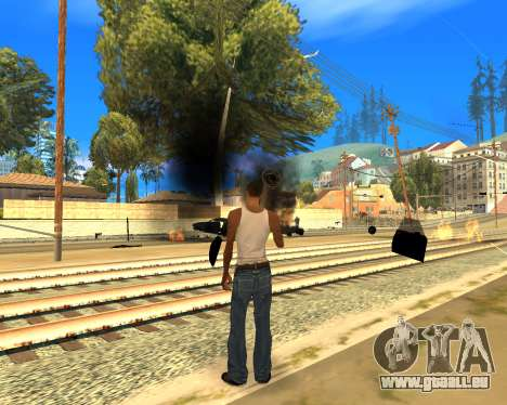 Effect Mod 2014 By Sombo für GTA San Andreas her Screenshot