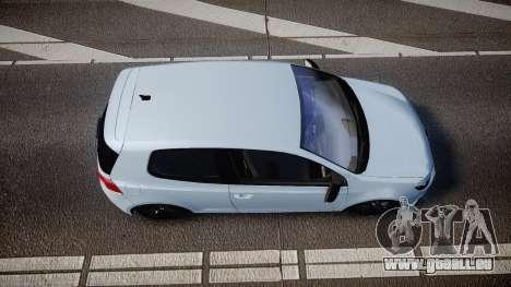 Volkswagen Golf R für GTA 4 rechte Ansicht