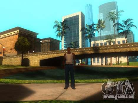 ENB by Dream v.03 für GTA San Andreas zweiten Screenshot