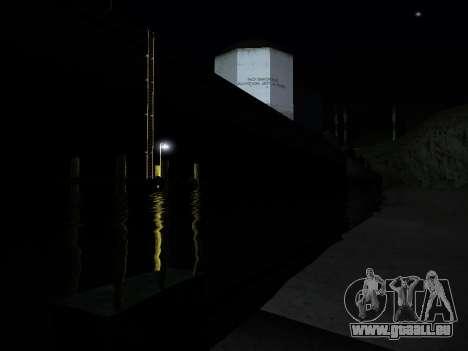 ENB infinity Beta Edition für GTA San Andreas dritten Screenshot