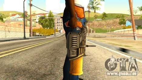 Grenade Launcher from Redneck Kentucky für GTA San Andreas dritten Screenshot