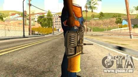 Grenade Launcher from Redneck Kentucky pour GTA San Andreas troisième écran