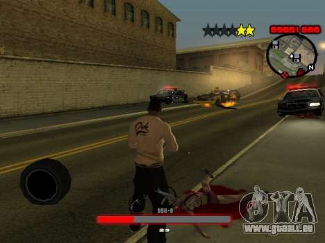 C-HUD by SantiManti für GTA San Andreas