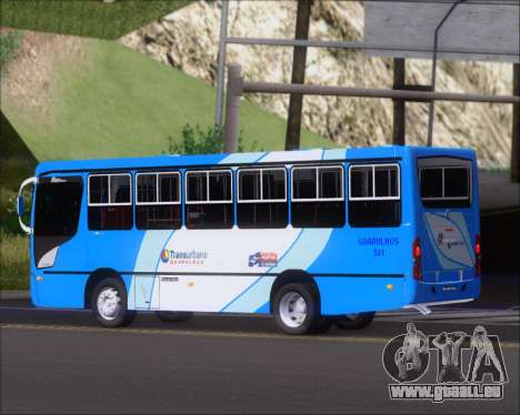 Caio Foz Super I 2006 Transurbane Guarulhoz 541 für GTA San Andreas Rückansicht